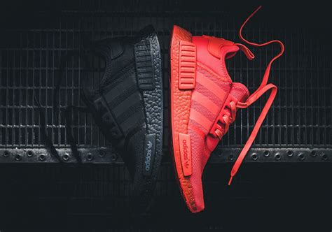Adidas Nmd R1 Pk Monochrome Pack where to buy adidas nmd r1 monochrome pack sneakernews