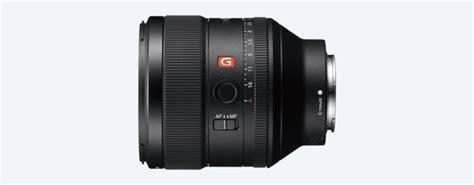 Sony Lens Sel Fe 85mm F1 4 Gm sony fe 85mm f1 4 gm e mount lens info