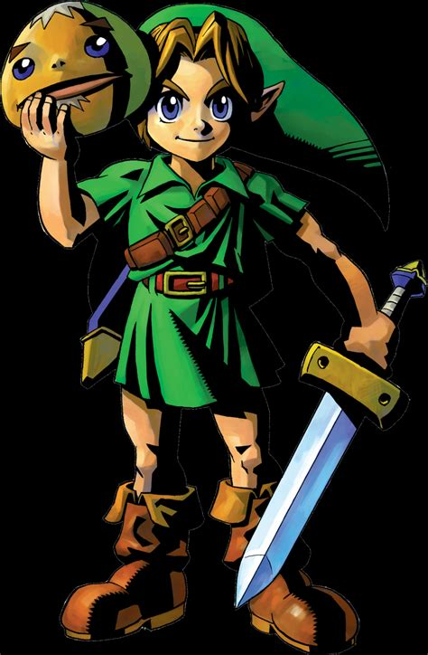 Link Majora S Mask Card Template by Post And I Ll Post What Legend Of Character You Are