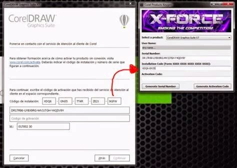corel draw x7 codigo de activacion programas gratis tips descargar corel draw x7 full