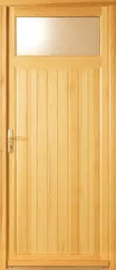 les portes de service bois ternois fermetures