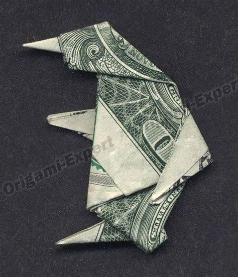 Dollar Bill Origami Penguin - dollar bill origami baby penguin great gift idea