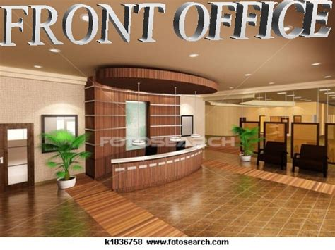 Front Desk Office Front Office