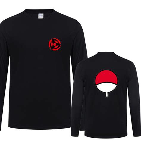 T Shirt Uchiha Clan anime t shirts uchiha clan t shirt sleeve