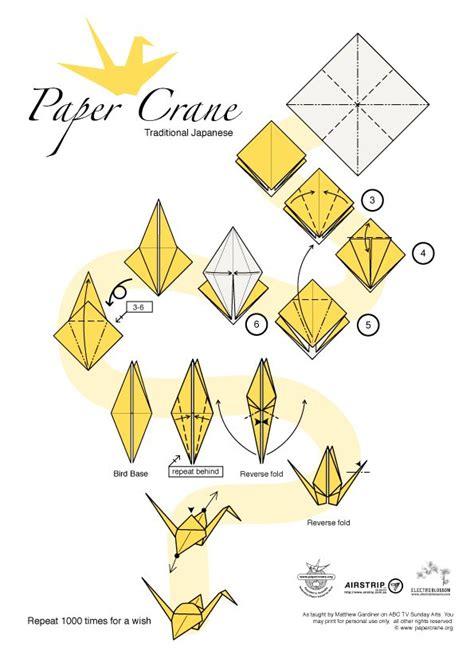 Origami Crane 1000 - 25 unique 1000 paper cranes ideas on 1000