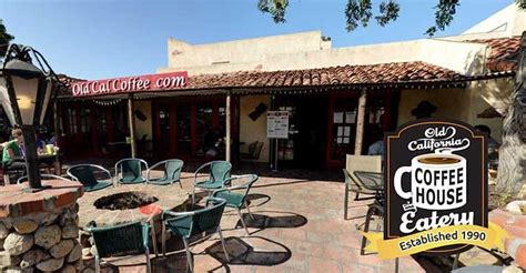 Old California Coffee House And Eatery Review Espresso Guru