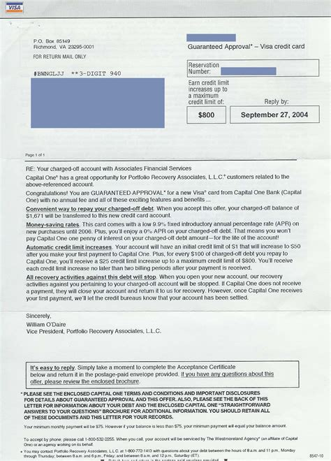 Credit Card Limit Increase Letter Sle My Day In Federal Court 183 Deirdre Saoirse Moen