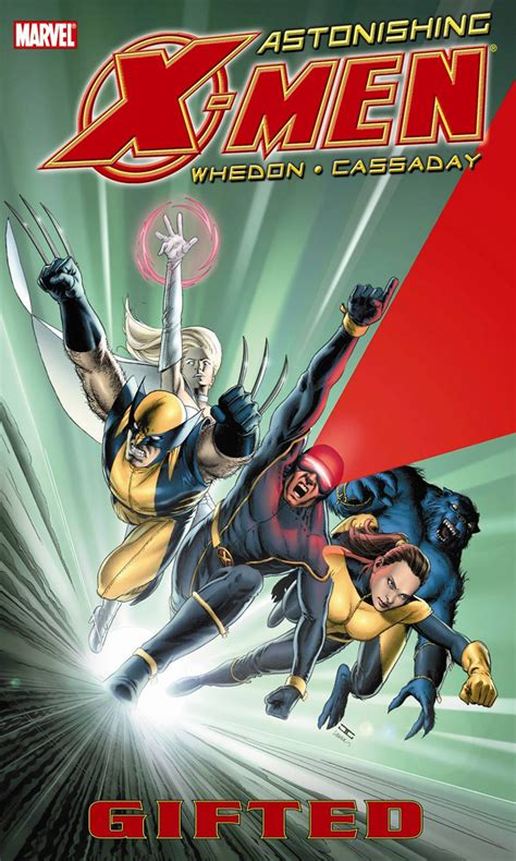 astonishing x men by whedon astonishing x men volume 1 gifted review fanboys anonymous