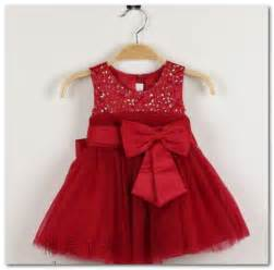 Baby christmas party dress toddler girl sequins bowknot tulle tutu