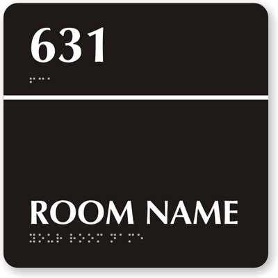 custom braille signs custom braille door signs
