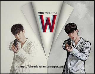 resensi film korea romantis sinopsis drama korea w webtoon sinopsis resensi