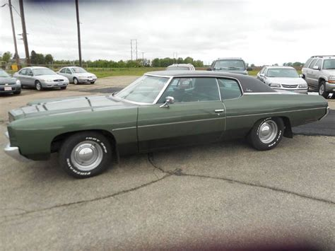 1972 chevrolet impala 1972 chevrolet impala for sale 23 used cars from 2 900