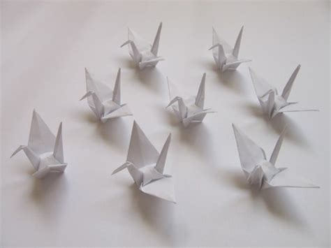 origami cranes for sale littlesweetcottage on artfire