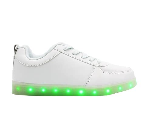 light up shoes app galaxy led shoes light up usb charging low top kids