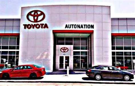 Autonation Toyota Autonation Toyota South Car Dealership In