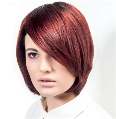 fringes front face framing below chin haircuts 15 chin length hairstyles hair hairstyles news