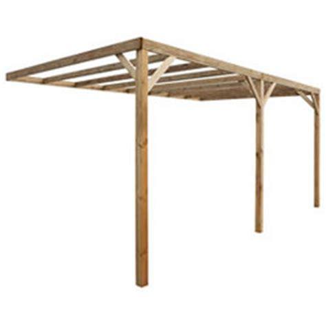pergola leroy merlin 638 carport bois adossant eprofeel tous nos catalogues