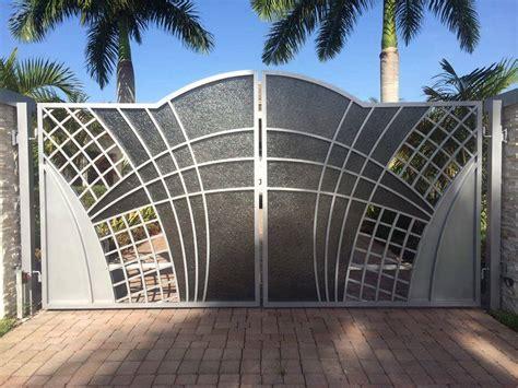 contoh pintu pagar terkini  rumah moden daya