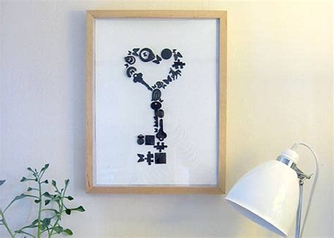 key home decor valentine 10 stunning diy skeleton key home decor ideas