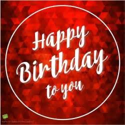 birthday messages to impress your