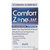 comfort dog certificate comfort zone dog d a p spray