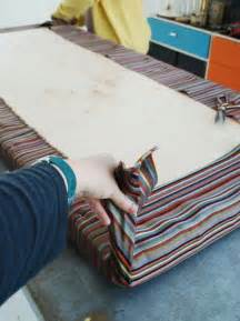 how to make your own bench cushion 25 best ideas about no sew cushions on pinterest easy