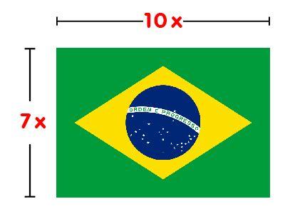 brazil colors flag clipart best