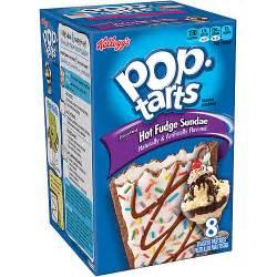 Pop Tarts In Toaster Kellogg S Pop Tarts Frosted Fudge Sundae Toaster