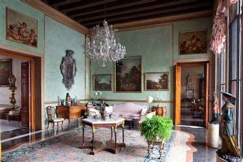 beautiful interiors inside venice s most beautiful homes vogue
