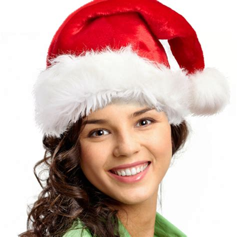 photoshop card templates place faces into santa santa yourself put a santa hat on your photo