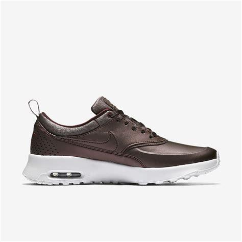 nike air max thea premium sneaker nike air max thea premium s shoe nike at