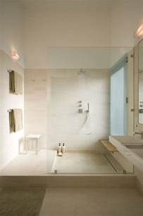 Bathroom Showers Designs by 25 Open Shower Ideas