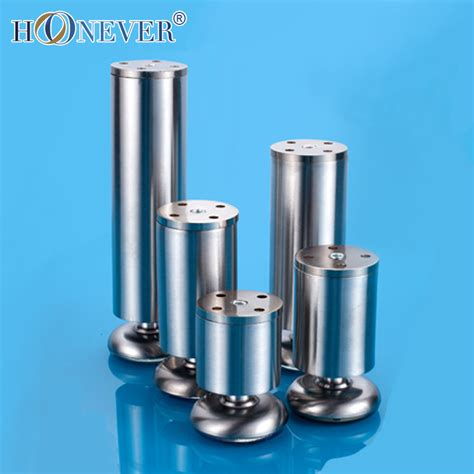 adjustable sofa legs 4pcs metal furniture legs adjustable table legs furniture