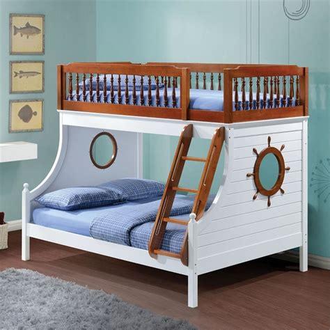 Ranjang Tempat Tidur Anak ranjang susun anak laki laki berkarakter popeye laut