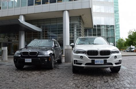 difference between bmw x5 35i and 50i f15 bmw x5 vs e70 x5 with m sport package
