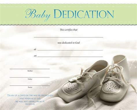 dedication template baby dedication certificates baby dedication certificate