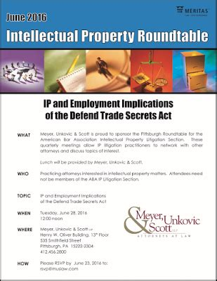 Aba Section Of Intellectual Property Law 28 Images Aba