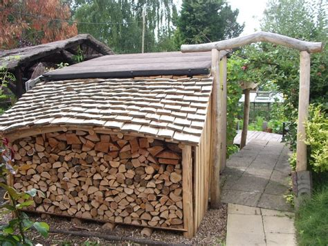 Wooden Roof Shingles For Sheds by Sustainable Garden Structures Kate Fox