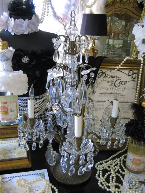 Centerpiece Chandelier Chanel Chandelier Centerpiece Theme Chanel Pinter