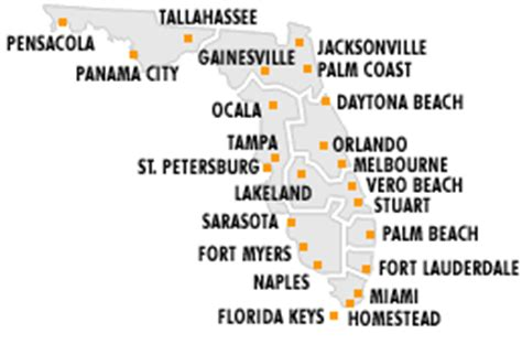 Npa Nxx Lookup By Address Jacksonville Florida Zip Code Map