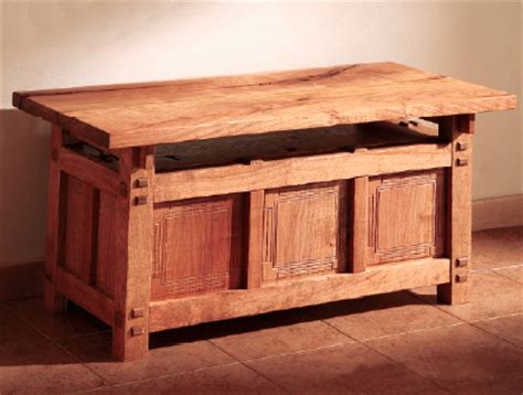 entryway bench plans woodworking building a mesquite wood southwestern bench rockler how to