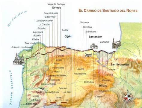 tappe camino de santiago a santiago lungo il cammino nord prologo il mondo
