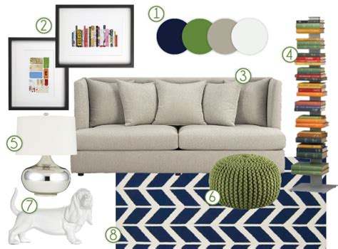 kelly green and gray living room kelly green and gray mood board preppy playful 7th house on the left