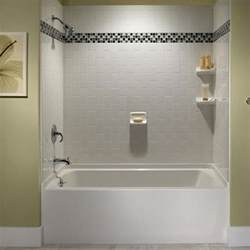 Bathroom Tub Tile Ideas Best 25 Tile Tub Surround Ideas On How To Tile A Tub Surround Guest Bathroom