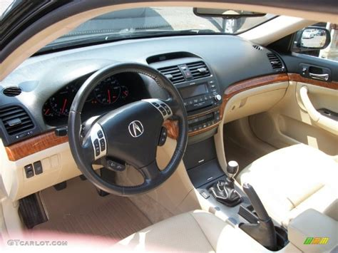 2007 Acura Tsx Interior by Parchment Interior 2008 Acura Tsx Sedan Photo 53144874 Gtcarlot