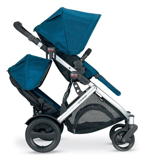 strollers with two car seats when tara met review britax b ready with second
