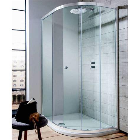 Single Door Quadrant Shower Enclosure Simpsons Edge Single Door Quadrant Shower Enclosure Uk Bathrooms