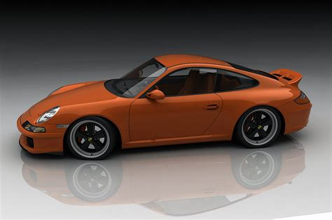 retro porsche custom bo zolland imagines a retro porsche 911