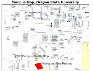 Oregon State University Map by Gis Day 2008 Campus Activities At Oregon State U