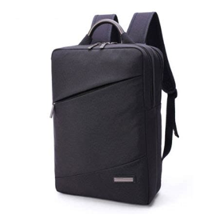 tas laptop backpack korean tas ransel laptop korean style fit to 15 6 inch black